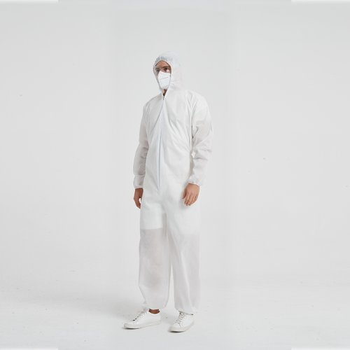 Disposable Protective Isolation Gown