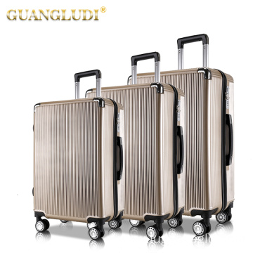High quality abs pc luggage travel case
