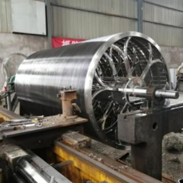 Paper Making Machine Cylinder Mould Former for Paper Mills