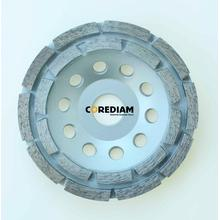 115MM Double Row Cup Wheel with high Quality