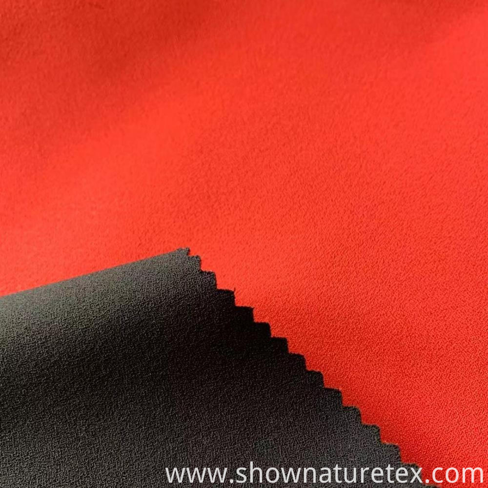 Crepe Stretch Two Lawyer Fabric