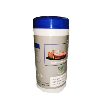 Best Seller Car Care Cleaning Wet Wipes