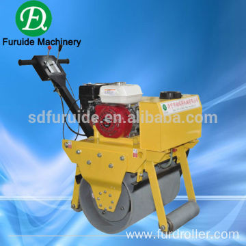 200kg small single drum walk behind vibro roller compactor (FYL-450)