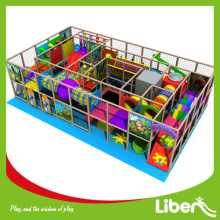 Builder indoor play for birthday party