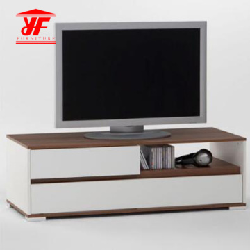 Wooden Lcd Led Flat Screen TV Table