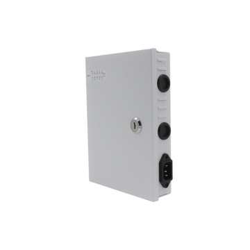 12v 5a  cctv power supply metal box