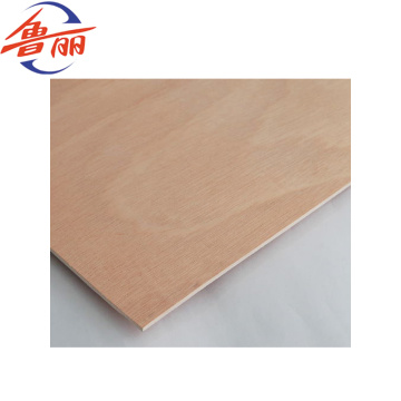 BB/CC grade okoume/bintnagor commercial plywood