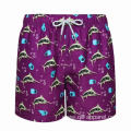 print swimming shorts men swimwear short swim trunks