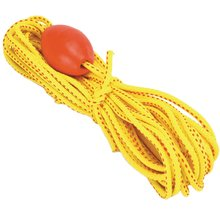 Waterproof  8mm pp braided sea rescue rope