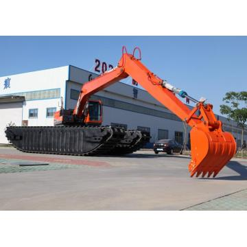 High Performance Amphibious Excavator For Sale