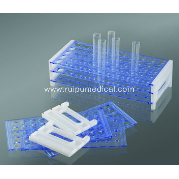 Detachable Round Hole Test Tube Rack