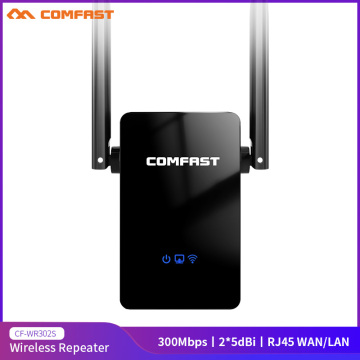 Comfast WR302S Wireless WIFI Router Repeater 300M 2*5dBi Antenna Wifi Signal Repeater 802.11N/B/G Roteador Wi-fi Range Extender