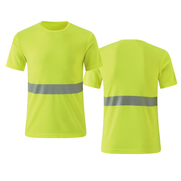 ANSI/ISEA 107 safety T shirts