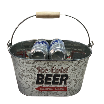 Ice bucket for beer