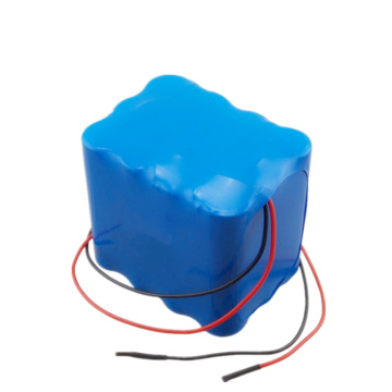 18650 1S12P 3.7V 42Ah Li Ion Battery Pack