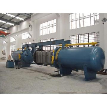 200t/d Oil Refining Production Line