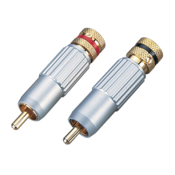 Male to Male Connector for RCA Connector
