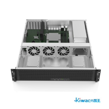 Signature verification server chassis