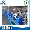 high quality slotted strut channel roll former