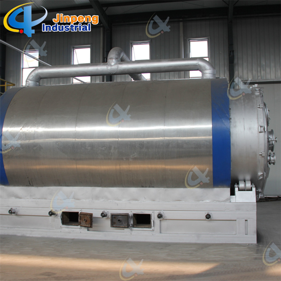 environmental tyre recycling machine