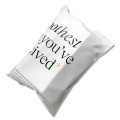 Biodegradable waterproof plastic shipping mailing bags