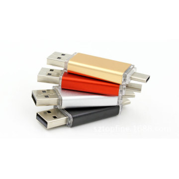 2 IN 1 USB Flash Drive