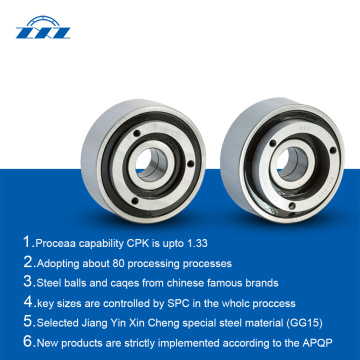 ACM automotive engine fan bearings