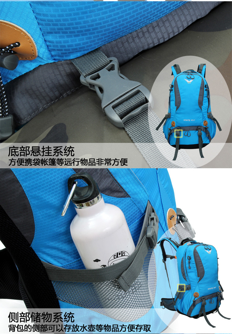 Hiking Backpack for outdoor