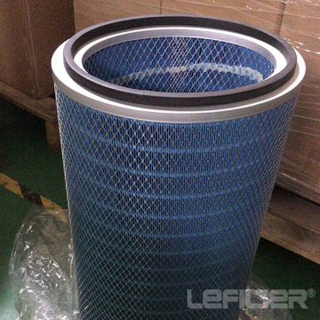 Donaldson Cylindrical air filter dust collector P527078