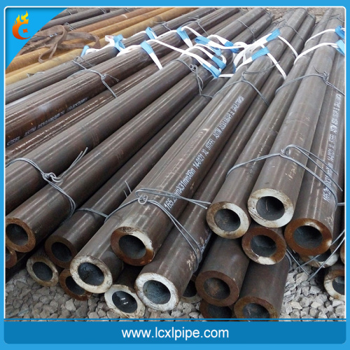 High precision carbon seamless steel pipe tube
