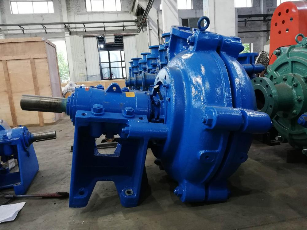 series AH Heavy Duty Slurry Pump