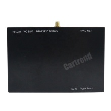 Cartrend WiFi Wireless CarPlay decoder for BMW F20 F21 F22 F23 F30 F31 F32 F33 F34 F36 F01 F02 NBT system Android Auto module