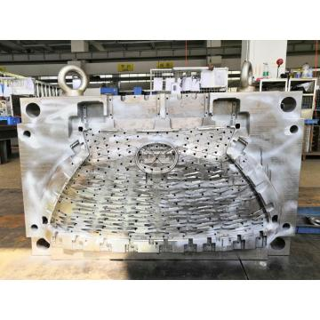 Automobile Inlet Grille Mold Making