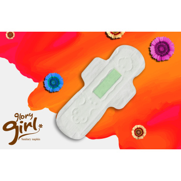 Disposable sanitary pads private label