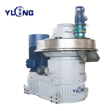 YULONG XGJ560 ajito wood pellet machine