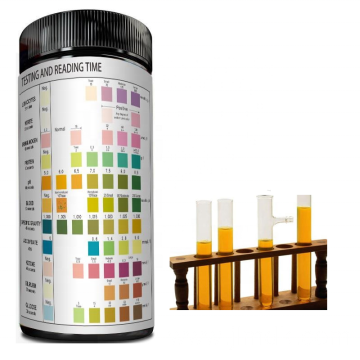 Urine Test Strips For Analyzer And Visual