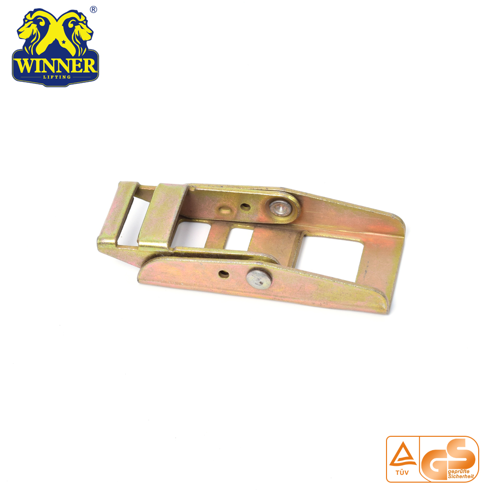 Hardware 1 Inch Galvanized Overcenter Buckles With 500KG
