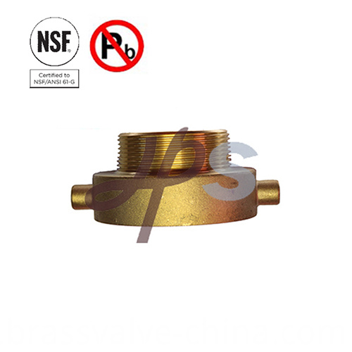 Nsf Approved Lead Free Brass Fire Hydrant Nsf