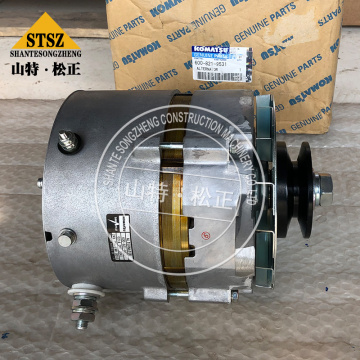 HD325-5 Alternator 600-821-9531 komatsu excavator spare parts