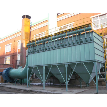Chemical Industrial Fabric Dust Collector