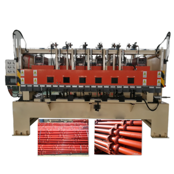 Cuplock vertical scaffolding aotomatic welding machine