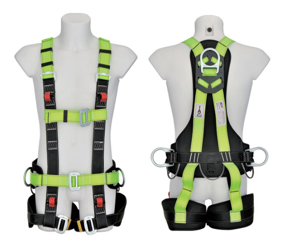 Safety Harness With Waist Pad Fp063
