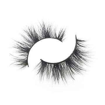 False Eyelash Professional  3D real mink eyelashes