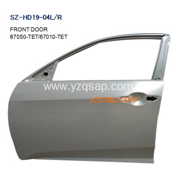 Steel Body Autoparts Honda 2017 CIVIC FRONT DOOR