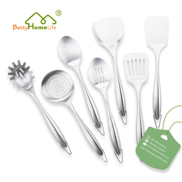 7PCS Stainless Steel Kitchen Cooking Utensils Set