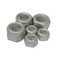 Carbon Steel Dacromet Mechanical Galvanized Nylon Nuts