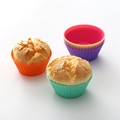 Silicone Muffin Cup Mould Cake Cup Mould