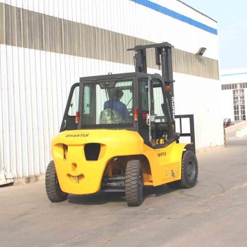Forklift Price 5 Ton Diesel Forklift with Cab