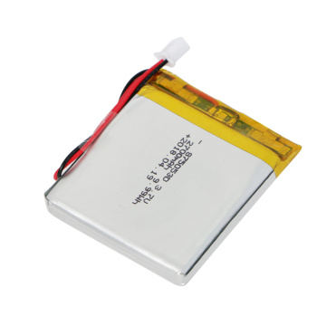 Low Temperature 875053 3.7V 2700mAh Li Polymer Battery