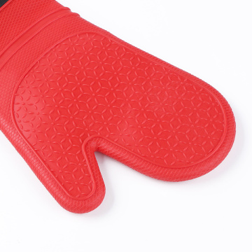 Heat-resistant Silicone Gloves for Oven